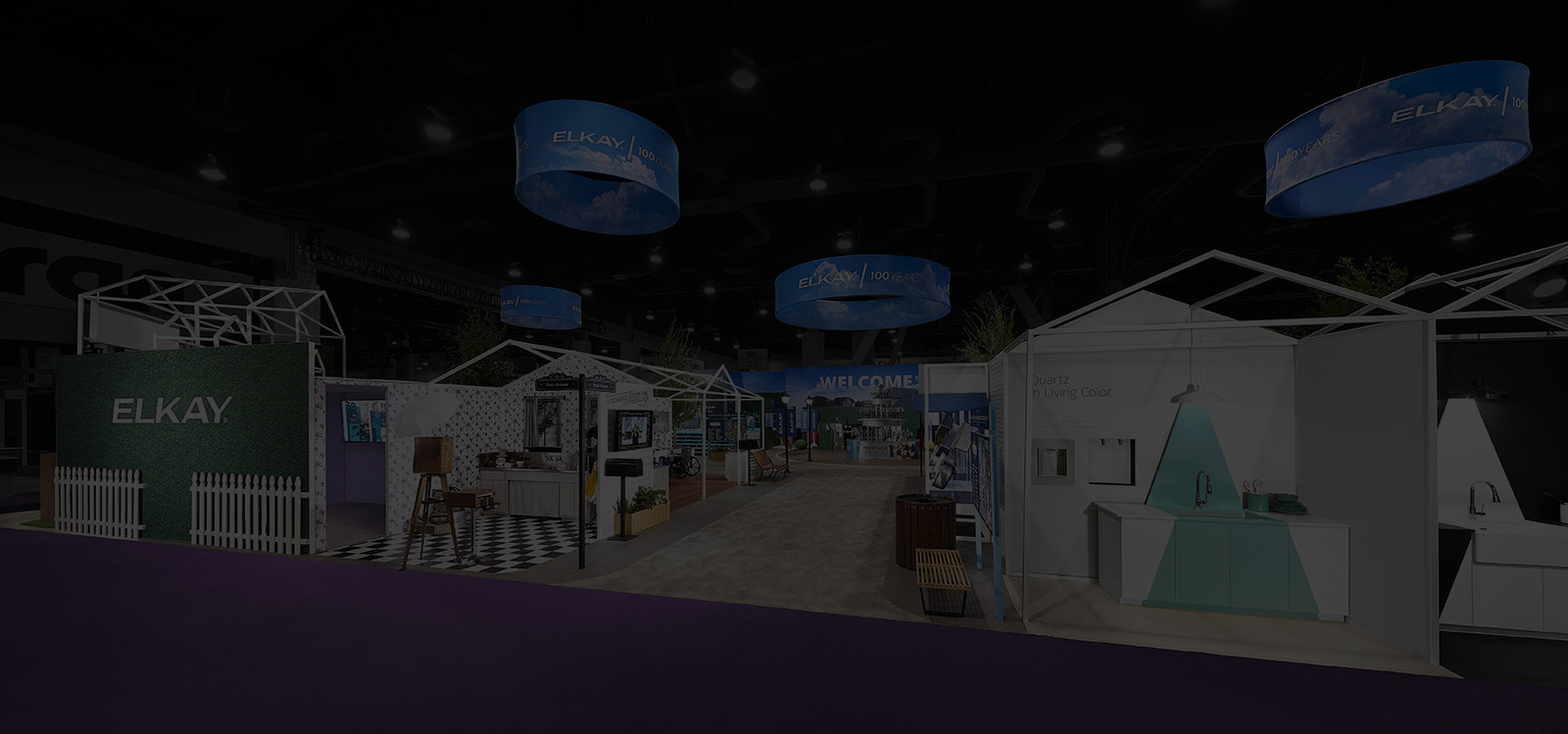 KBIS Recognizes Elkay and August Jackson with Best Large Booth Award